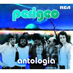 CD Antologia [8 CD + 1 DVD] PERIGEO 888750393326