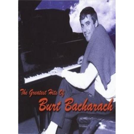 CD THE GREATEST HITS OF BURT BACHARACH 666629128527