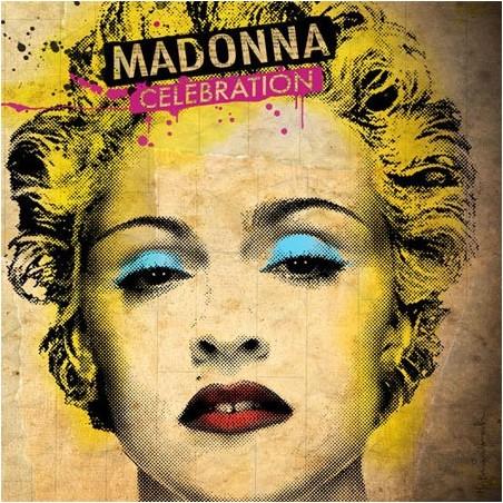 CD Madonna-Celebration 093624972969
