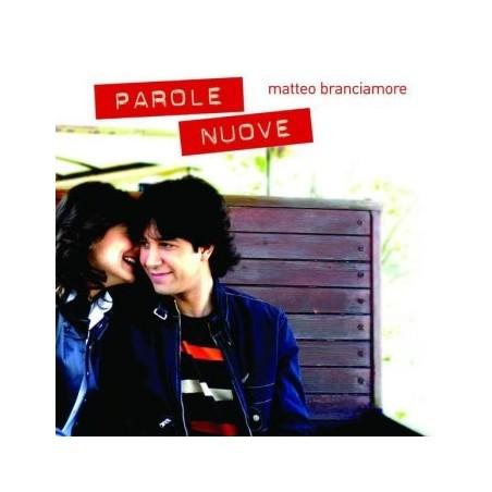 CD MATTEO BRANCIAMORE - PAROLE NUOVE 8004644002866