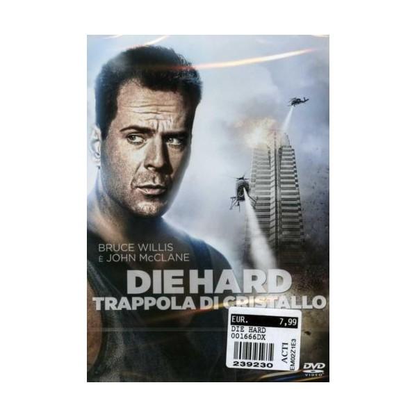 DVD DIE HARD - TRAPPOLA DI GHIACCIO (con Bruce Willis e John McClane) 8010312013522