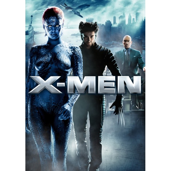 DVD X-MEN 8010312024870