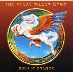CD Steve Miller-Book of dreams 740155105136