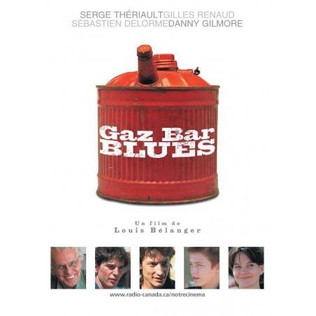 DVD GAZ BAR BLUES (di Louis Bèlanger) 8010020034994