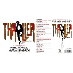 CD THRILLER DANCE TRIBUTE TO MICHAEL JACKSON -8030615065271