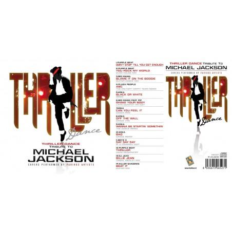 CD THRILLER DANCE TRIBUTE TO MICHAEL JACKSON -8030615065271