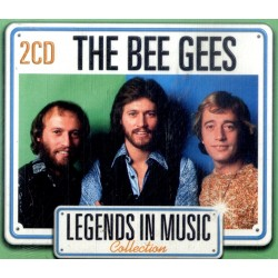 "CD THE BEE GEES - LEGENDS IN MUSIC ""Collection"" (2CD) 8717423049203"