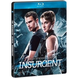 DVD THE DIVERGENT SERIES - INSURGENT (Blu-ray disc 3D+2D) (2 DISCHI) 8031179940288