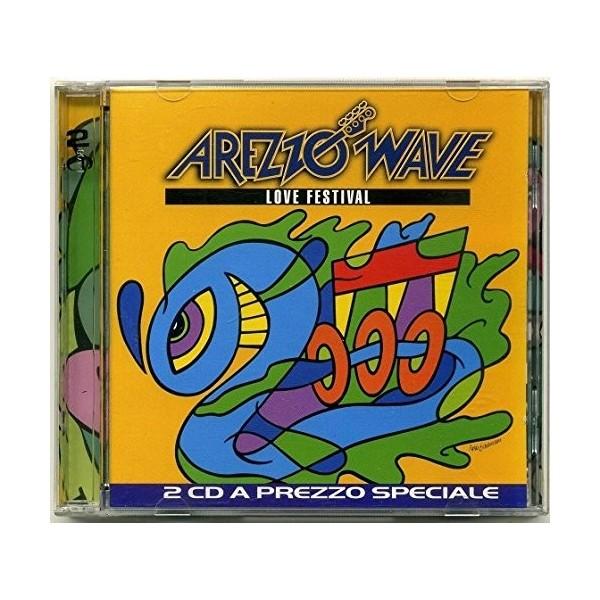 CD Arezzo Wave 2000 - 5099749881129 DOPPIO CD NUOVO SIGILLATO