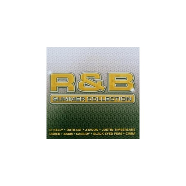 CD R&B SUMMER COLLECTION - 828767048925