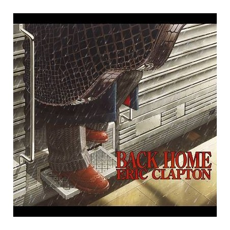 CD ERIC CLAPTON - BACK HOME 093624939528