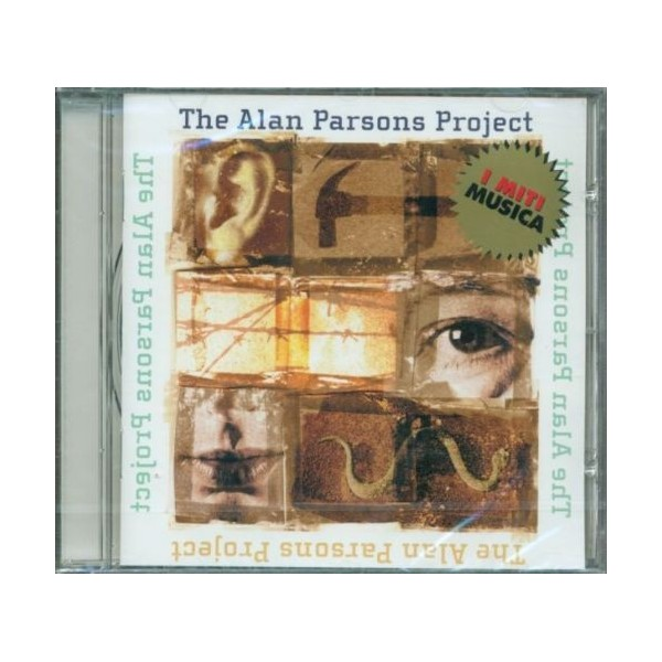 CD THE ALAN PARSONS PROJECT - I MITI MUSICA 828766458121
