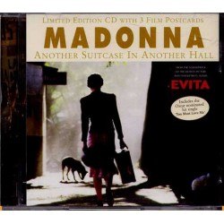 CD Madonna- another suitcase in another hall 093624385325
