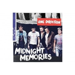 CD ONE DIRECTION - MIDNIGHT MEMORIES 888837740623