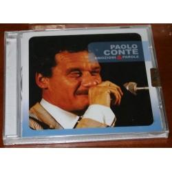 CD PAOLO CONTE - EMOZIONI & PAROLE 743215155621
