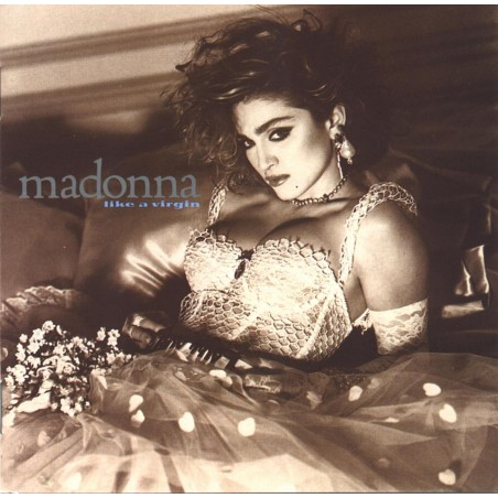 CD Madonna- like a virgin 093624790129