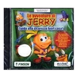 CD-ROM LE AVVENTURE DI JERRY - GUIDA ALLA SICUREZZA FUORI CASA! FINSON 8015126161025