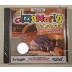 CD-ROM IL DIZIONARIO DEI PICCOLI - IL DIZIONARIO PREFERITO DAI BAMBINI 8015126161674