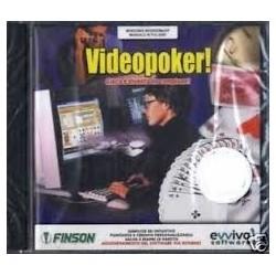 CD-ROM VIDEOPOKER Gioca e diventa un campione! FINSON 8015126160165