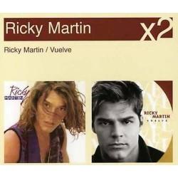 CD RICKY MARTIN - RICKY MARTIN/VUELVE (SLIPCASE)828768180822