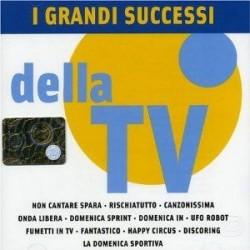 CD I GRANDI SUCCESSI DELLA TV 5051011292422