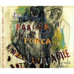 CD ENZO AVITABILE FESTA FARINA E FORCA-8026467806117