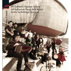 CD AMBROGIO SPARAGNA TARANTA D'AMORE- 8015948302149