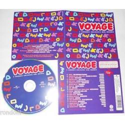 CD VOYAGE I GRANDI SUCCESSI DAL MONDO- 044006902920