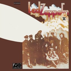 CD LED ZEPPELIN II (2cd DELUXE EDITION)- 081227964535