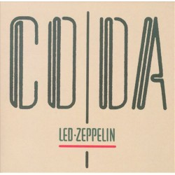 CD CODA LED ZEPPELIN-081227955854