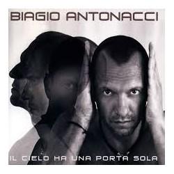 CD BIAGIO ANTONACCI IL CIELO HA UNA PORTA SOLA(CD+DVD)- 886974124221