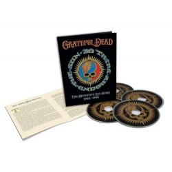 DVD GRATEFUL DEAD, THE DEFINITIVE LIVE STORY 1965-1995-4 DISC-081227954079