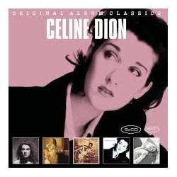 CD CELINE DION ORIGINAL ALBUM CLASSICS,5CD-886919047127