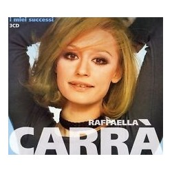CD RAFFAELLA CARRA', I MIEI SUCCESSI-886978339324