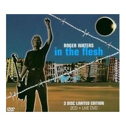 CD ROGER WATERS IN THE FLESH, 3 DISC LIMITED EDITION-828768426821