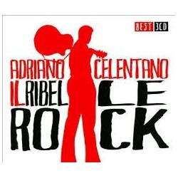 CD ADRIANO CELENTANO, IL RIBELLE ROCK-886977483028