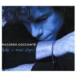 CD RICCARDO COCCIANTE, TUTTI I MIEI SOGNI-828768087428