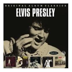 CD ELVIS PRESLEY,ORIGINAL ALBUM CLASSICS-887254654629