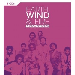 CD EARTH WIND & FIRE, THE BOX SET SERIES-888430597426