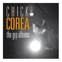 CD CHICK COREA, THE GRP ALBUMS-600753587591