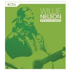CD WILLIE NELSON, THE BOX SET SERIES-888430597921