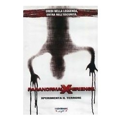 DVD PARANORMAL XPERIENCE-5050582921601