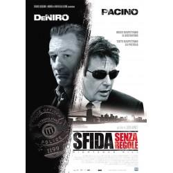DVD SFIDA SENZA REGOLE, ROBERT DENIRO AL PACINO-5050582922004