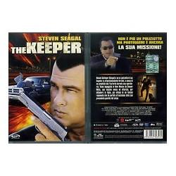 DVD THE KEEPER, STEVEN SEAGAL-5050582921922