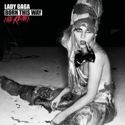 CD LADY GAGA, BORN THIS WAY THE REMIX-602527870007