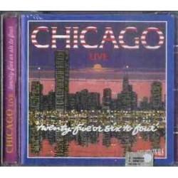 CD Chicago: Twentyfive Or Six To Four-8012958251641