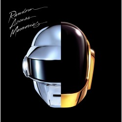 CD Random Access Memories, DAFT PUNK-888837168625