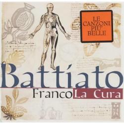 CD FRANCO BATTIATO, LA CURA-044001325427