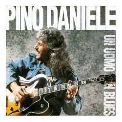 LP PINO DANIELE , UN UOMO IN BLUES-090317331010