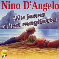 CD NINO D'ANGELO, NU JEANS E NA MAGLIETTA-8028980112621